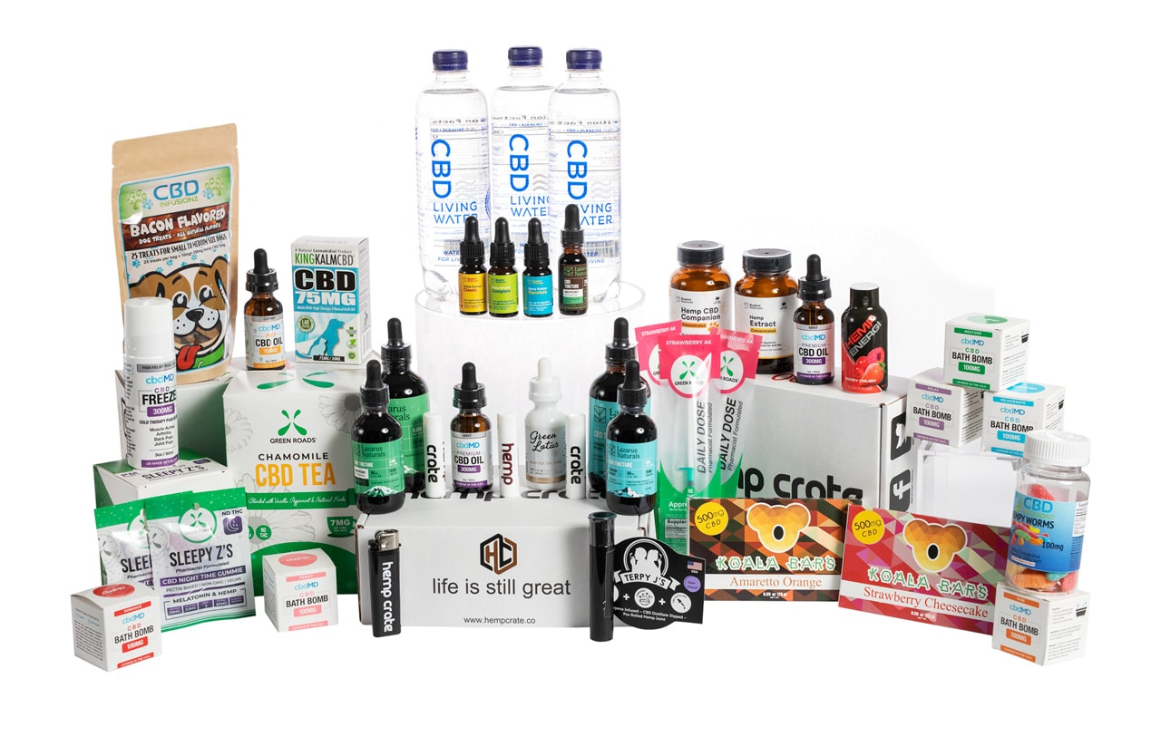 Increase CBD Boxes sale