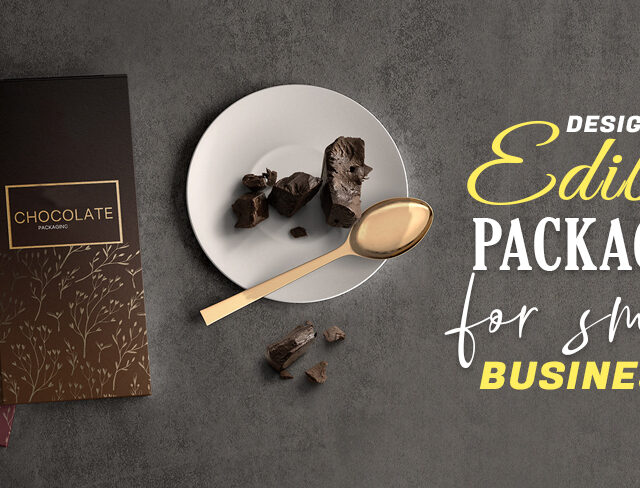 Design Custom Edible Packaging for Your Small Business